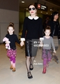 Lisa and Twins! - lisa-marie-presley photo