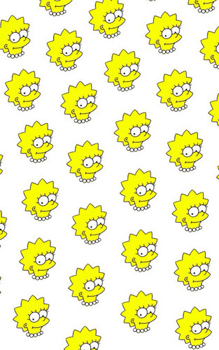 Lisa Simpson achtergrond called Lisa simpons