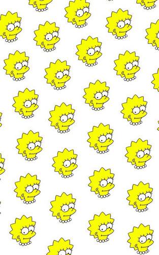 Lisa Simpson wallpaper titled Lisa simpons