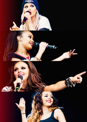 Little Mix ♑
