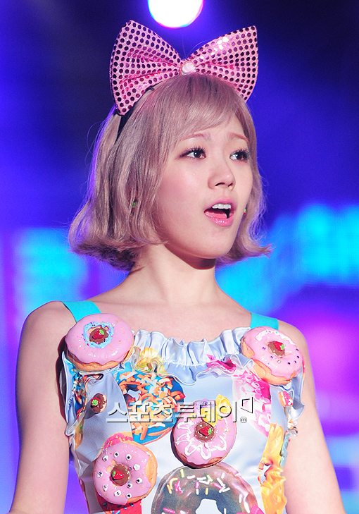 Lizzy - WAPOP Concert - Orange Caramel Photo (36919495 ...