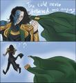 Loki/Frozen - loki-thor-2011 fan art