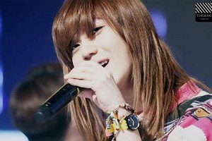 Long Hair Taemin