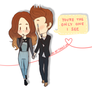 Louis and Eleanor ❤