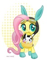MLP Easter - my-little-pony-friendship-is-magic photo
