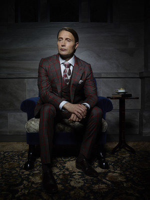 Mads Mikkelsen as Dr. Hannibal Lecter