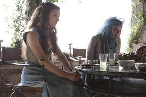 Margaery and Olenna Tyrell Season 3