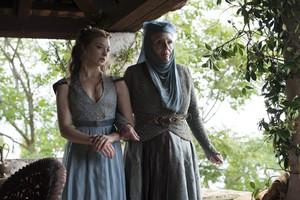 Margaery and Olenna Tyrell Season 4