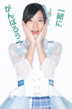 Matsui Jurina 「B.L.T.」June 2014