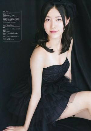 Matsui Jurina Bubka May 2014 Issue