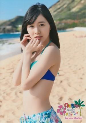 Matsui Jurina ~Hawaii wa Hawaii~