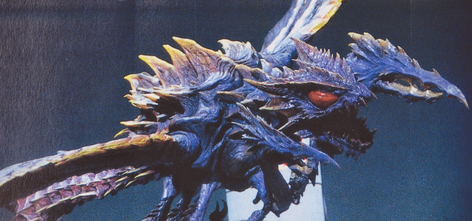 Toho Kingdom • View topic - Godzilla (2014) Vs. Gyaos trio