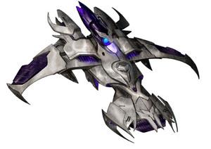 Megatron vehicle