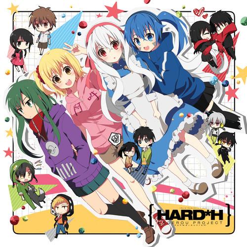 Mekaku City Actors wallpaper with anime entitled Mekakushi Dan