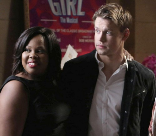 Mercedes Jones wallpaper possibly with a business suit and a portrait called Mercedes and Sam