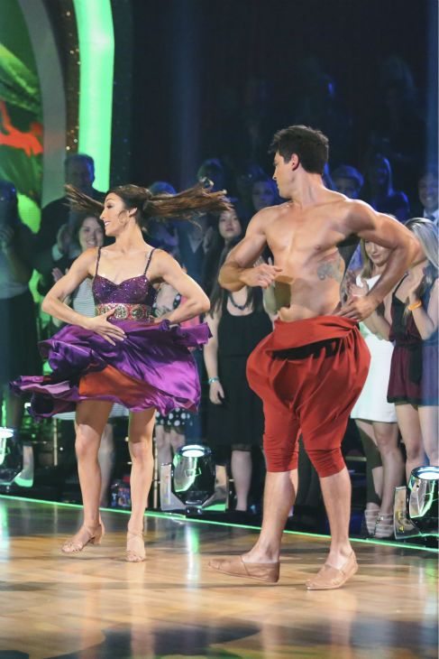 dwts season 18 week 5 meryl and maks dating