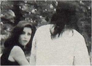 Michael Jackson And First Wife, Lisa Marie Presley, At Disneyworld Back In 1994