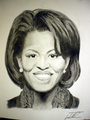 Michelle Obama - michelle-obama fan art