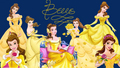 disney - Miss Belle wallpaper
