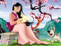 disney - Miss Mulan wallpaper