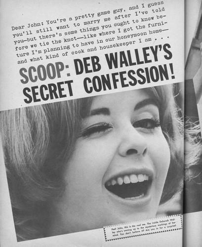 deborah walley actress