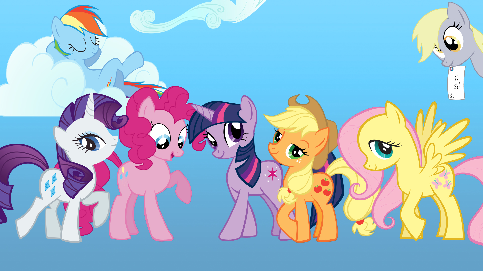 My Little Pony Wallpapers - My Little Pony Friendship is ...