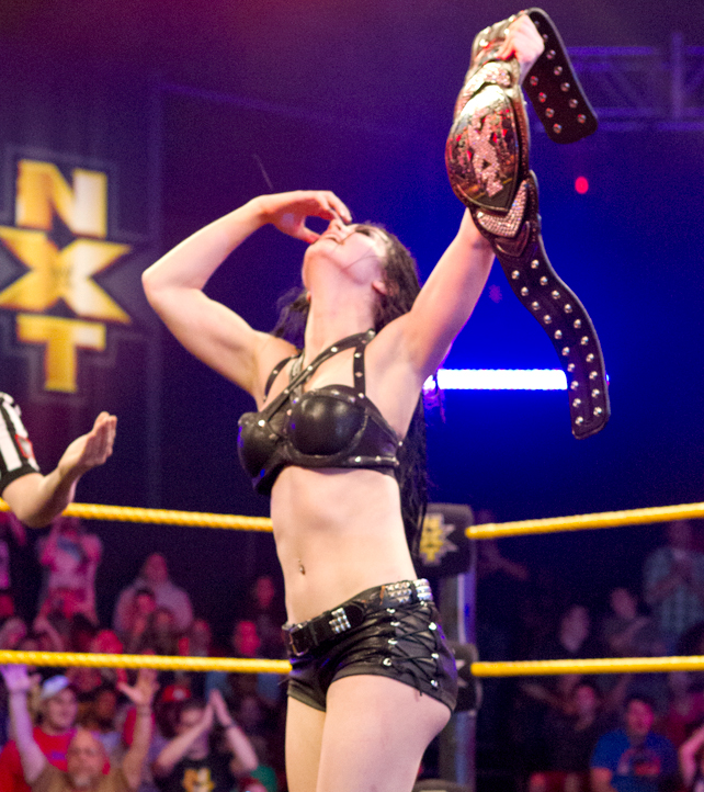 Paige Wwe Images Nxt Womens Champion Hd Wallpaper And Background