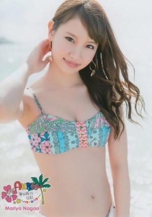 Nagao Mariya ~Hawaii wa Hawaii~