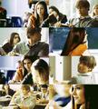 Nate and Elena