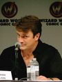 Nathan Fillion(April,2014) - nathan-fillion-and-stana-katic photo