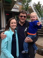 Nathan and fans(2013) - nathan-fillion-and-stana-katic photo