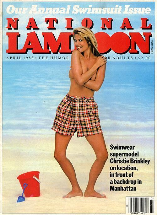 National Lampoon magazine, April 1983