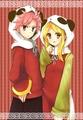 Natsu and Lucy - anime fan art
