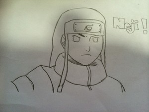 Neji I can't stop smiling