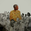 Nelson Mandela by R.C. Bailey