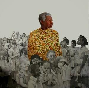 Nelson Mandela Von R.C. Bailey