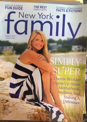 New York Family magazine, August 2010