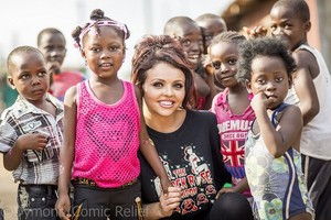 New pictures for Sport Relief