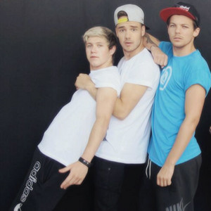 Niall, liam and Louis