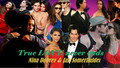 Nian couple - ian-somerhalder-and-nina-dobrev fan art