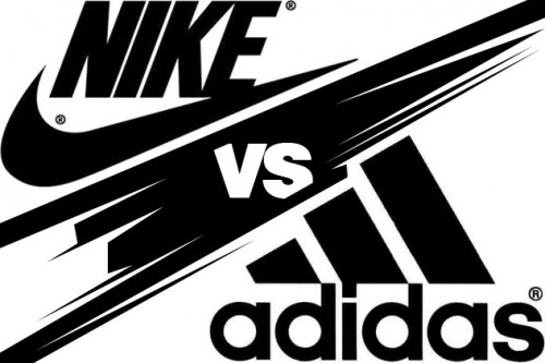 Lionel Andres Messi wallpaper titled Nike vs Adidas
