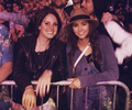 Nina and Lana Del Rey coachella 2014