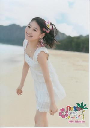 Nishino Miki ~Hawaii wa Hawaii~