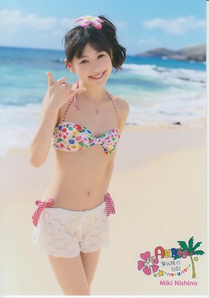 Nishino Miki ~Hawaii wa Hawaii~