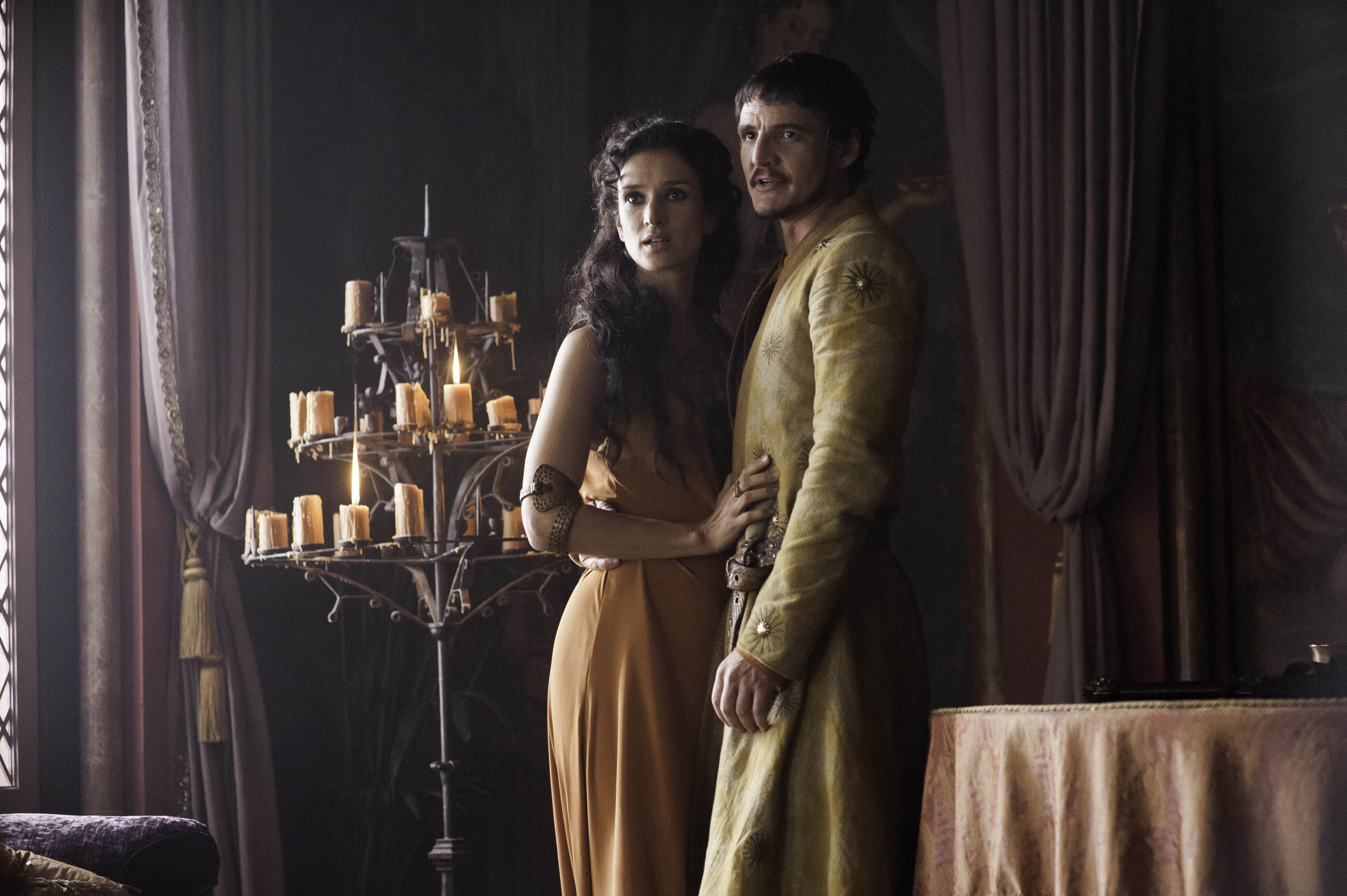 oberyn martell and ellaria sand game of thrones couples wallpaper 36914100 fanpop. Black Bedroom Furniture Sets. Home Design Ideas