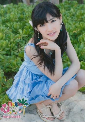 Okada Nana ~Hawaii wa Hawaii~. . Wallpaper and background images in ...