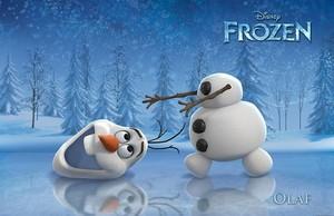Olaf Loses His Head