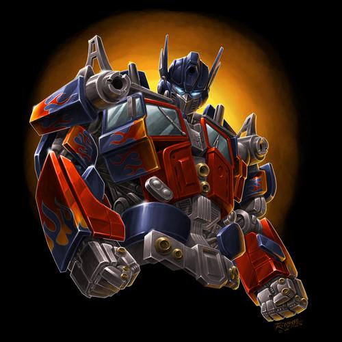 Optimus Prime Wallpaper Hd: The Transformers Imágenes Optimus Prime HD Fondo De