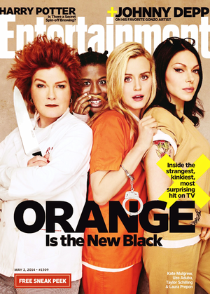 kahel is the New Black in EW