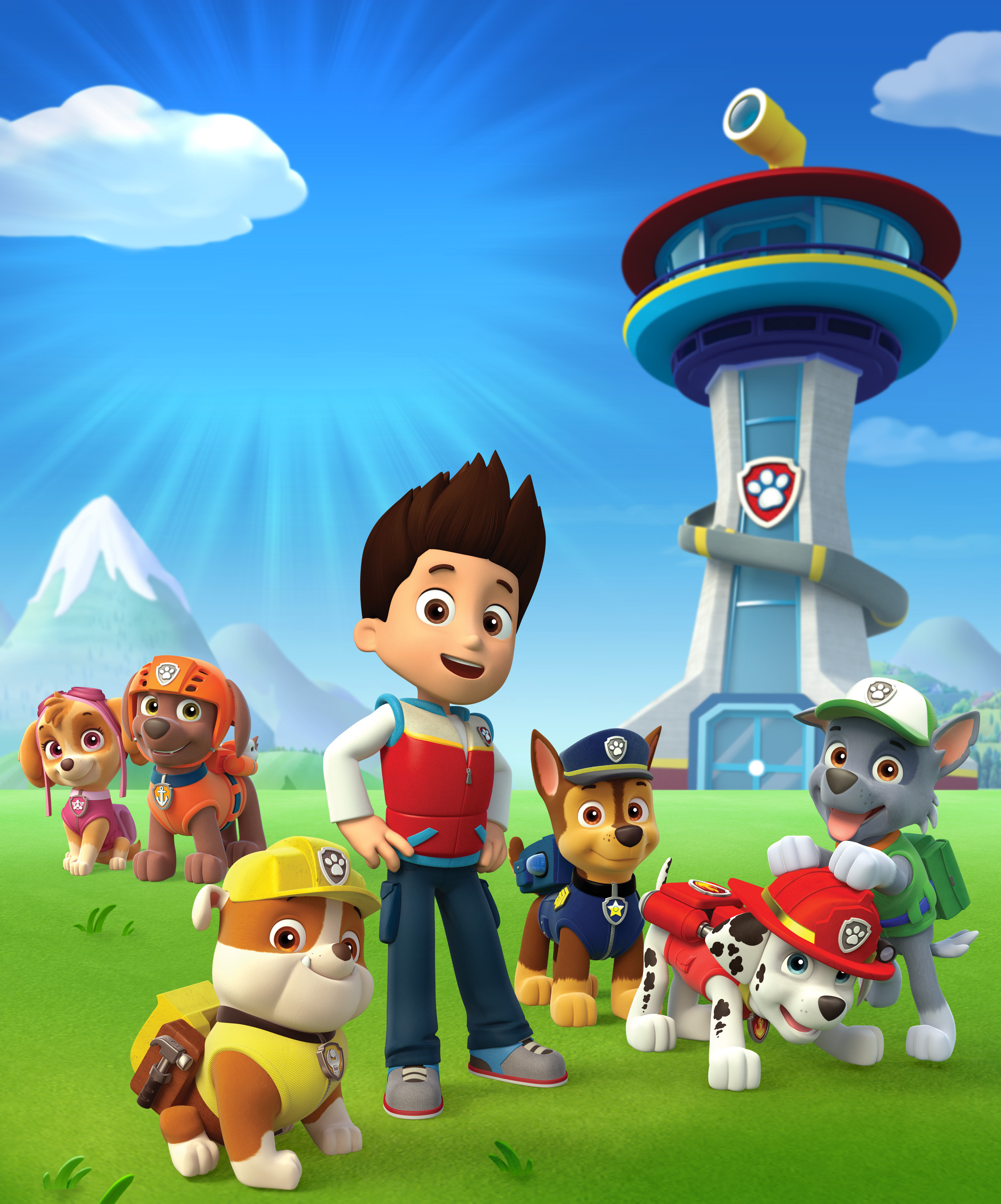 PAW Patrol Images PAW Patrol HD Wallpaper And Background Photos 36980593
